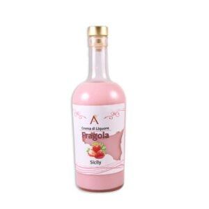 Mr.Bontà - Crema di liquore alla fragola