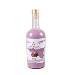 Mr.Bontà - Crema di liquore ai frutti di bosco